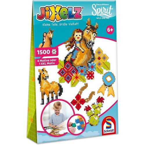 Schmidt Spiele Puzzle »Jixelz Puzzle Spirit, 1.500 Teile«, Puzzleteile