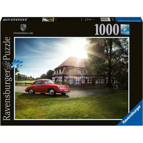 Ravensburger Puzzle »Porsche Classic 356«, 1000 Puzzleteile, ; Made in Germany