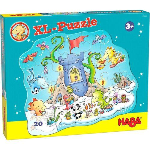 Haba Puzzle »305466 XL-Puzzle Drache Funkelfeuer«, Puzzleteile