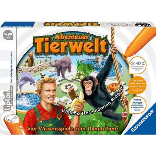 Ravensburger Lernspielzeug »tiptoi: Abenteuer Tierwelt«