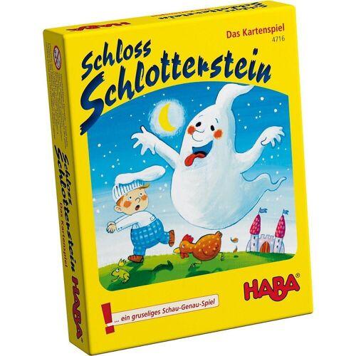 Haba Spiel, »4716 Kartenspiel Schloss Schlotterstein«