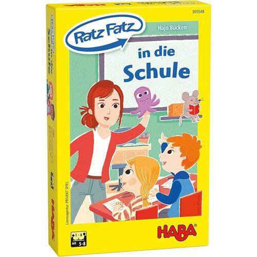 Haba Lernspielzeug »305548 Ratz Fatz in die Schule«