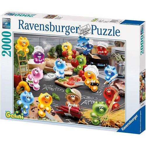 Ravensburger Puzzle »- Gelini: Küche, Kochen, Leidenschaft«, 2000 Puzzleteile
