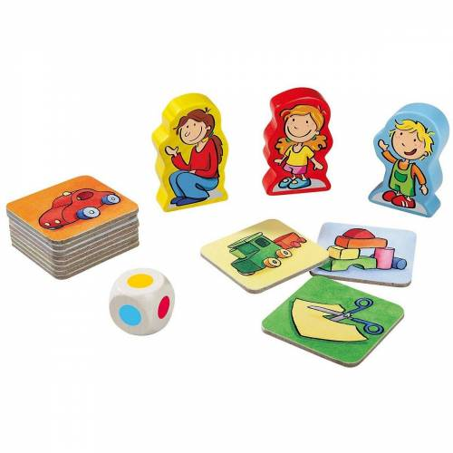 Haba Lernspielzeug »4605 Ratz Fatz Kindergarten«