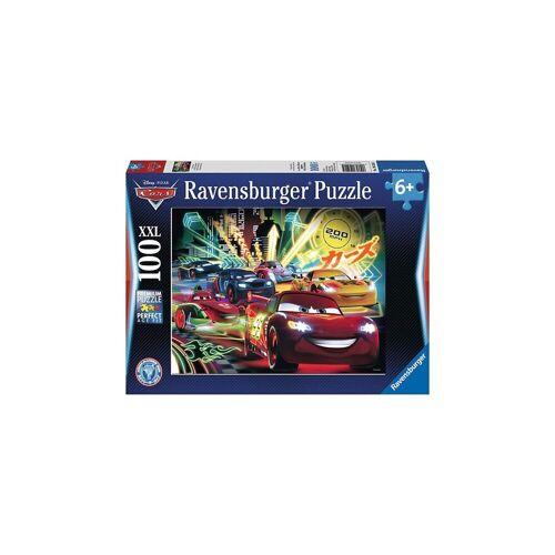 Ravensburger Puzzle »Puzzle, 100 Teile XXL, 49x36 cm, Disney Cars Neon«, Puzzleteile