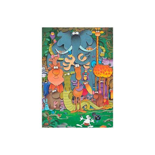 HEYE Puzzle »Puzzle Mordillo, Photo, 1000 Teile«, Puzzleteile