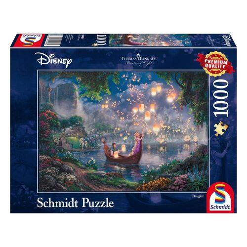 Schmidt Spiele Puzzle »Disney Rapunzel Thomas Kinkade«, 1000 Puzzleteile