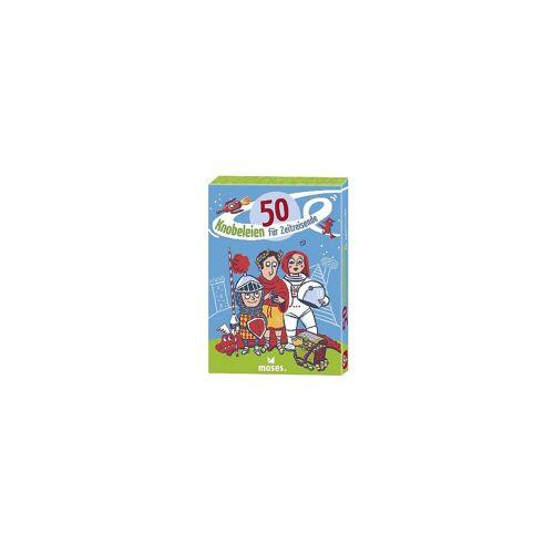 moses 50 Knobeleien für Zeitreisende (Spiel)