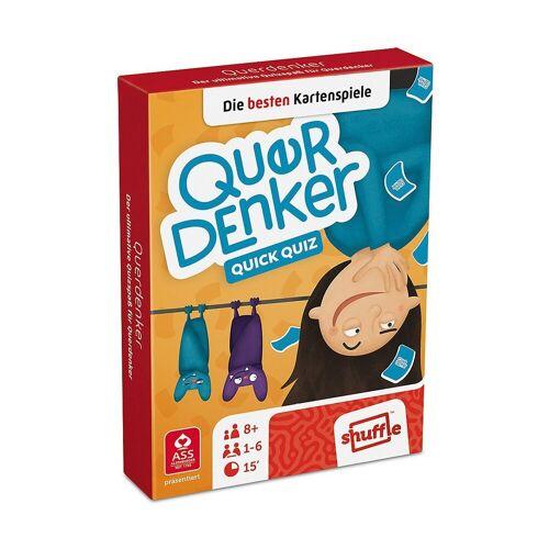 ASS Spiel, »Quick Quiz - Querdenker«