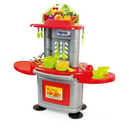 Mochtoys Spielküche »Kinderküche 10151« Kunststoff, 26 Teile, Backofen zum Öffnen und Tresen