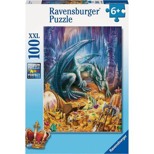 Ravensburger Puzzle »XXL-Puzzle Der Höhlendrache, 100 Teile«, Puzzleteile