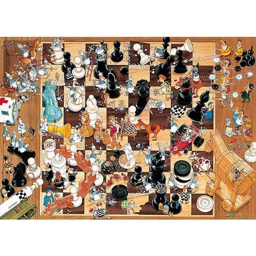 HEYE Puzzle »Puzzle Black or White, 1000 Teile«, Puzzleteile