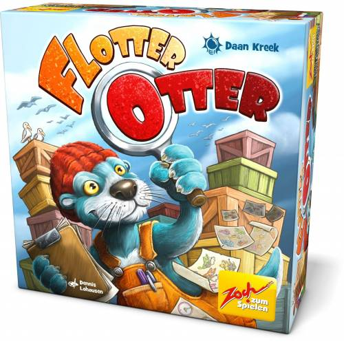 Zoch Spiel, »Flotter Otter«, Made in Germany