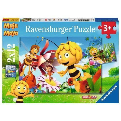 Ravensburger Puzzle »Biene Maja Auf Der Blumenwiese«, 24 Puzzleteile