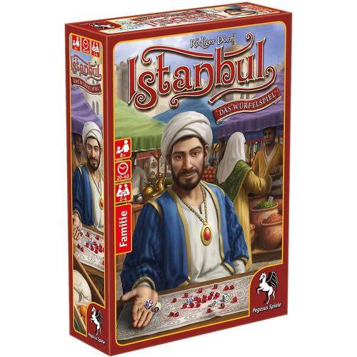 Pegasus Spiel, »Istanbul Würfelspiel«