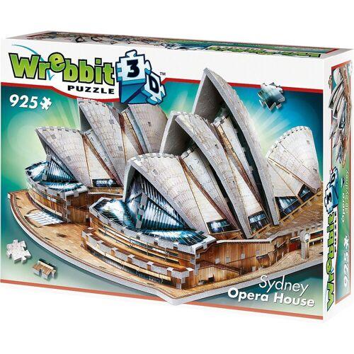Wrebbit 3D-Puzzle »3D Puzzle 925 Teile Sydney Opera House«, Puzzleteile