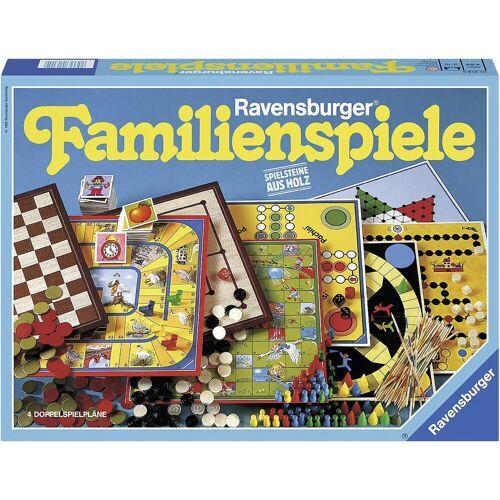 Ravensburger Spielesammlung, »Familienspiele - Spielesammlung«
