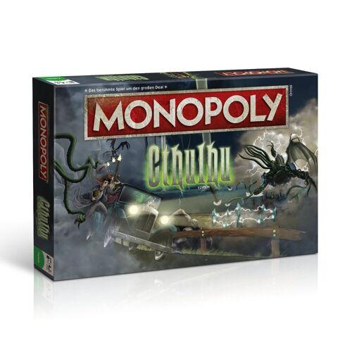 Winning Moves Spiel, Brettspiel »Monopoly Cthulhu«