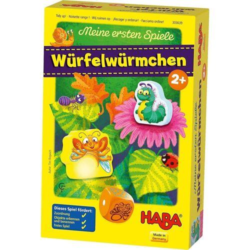 Haba Lernspielzeug »303639 Meine ersten - Würfelwürmchen«