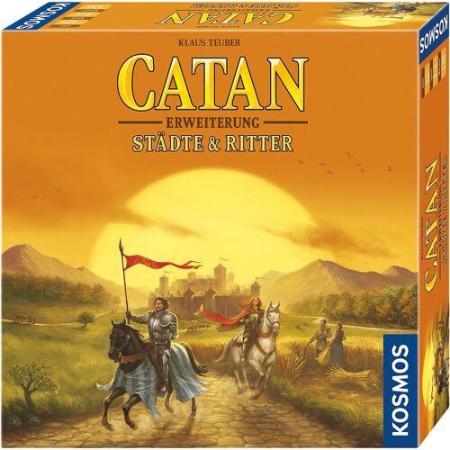 Kosmos Spiel, »Catan - Erweiterung Städte & Ritter 3-4 Spieler«