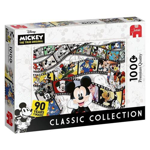 Jumbo Puzzle »Puzzle Disney Mickey 90th Anniversary, 1.000 Teile«, Puzzleteile