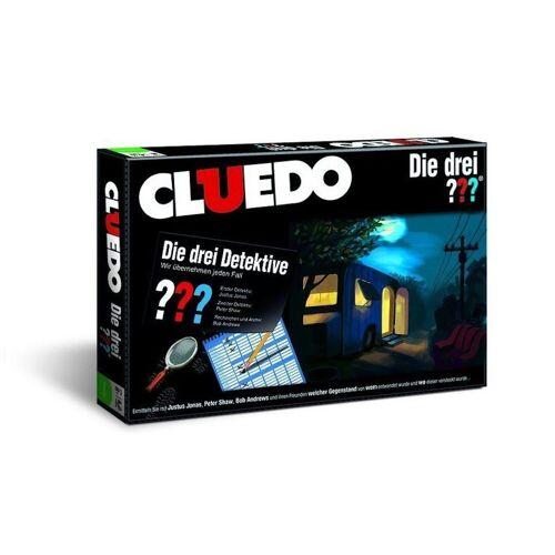 Winning Moves Spiel, Brettspiel »Cluedo Die drei ???«