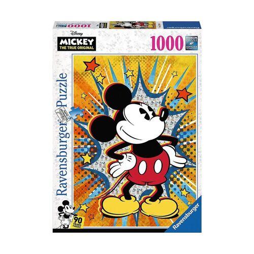 Ravensburger Puzzle »Puzzle 1000 Teile, 70x50 cm, Retro Mickey«, Puzzleteile