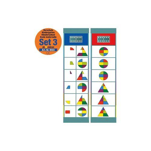 Magnetspiele Lernspielzeug »Flocards Set 3: Vorschule ab 5 Jahre«