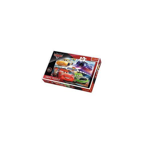 Trefl Puzzle »Puzzle 160 Teile - Cars«, Puzzleteile