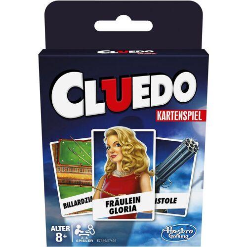 Hasbro Spiel, »Cluedo Kartenspiel«
