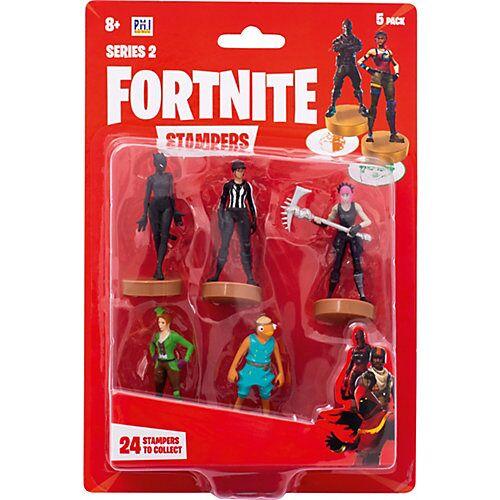 ak tronic Fortnite Figur Stempel 5er Serie 2