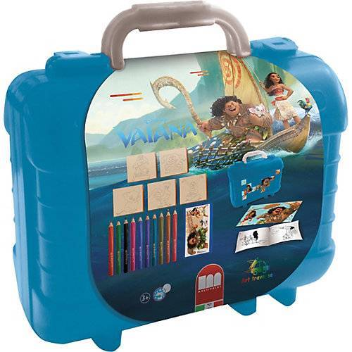 Disney Vaiana VAIANA Travel Set