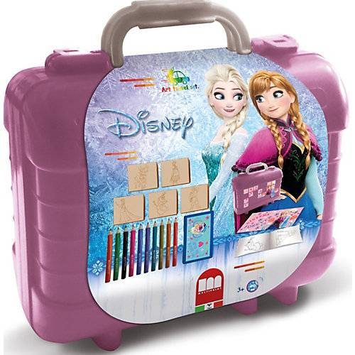 Disney Dieeiskoenigin FROZEN Travel Set
