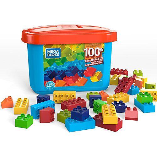 Mega Bloks Mini-Bausteinbox (100 Teile)