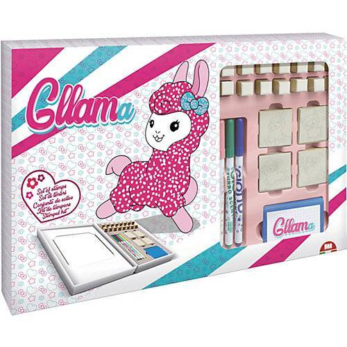 Scrapbooking Set GLLAMA