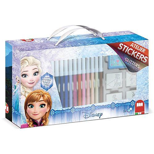 Disney Dieeiskoenigin Frozen 2 Sticker Atelier