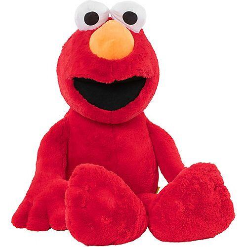Sesamstrasse ELMO Plüschfigur rot, 100 cm