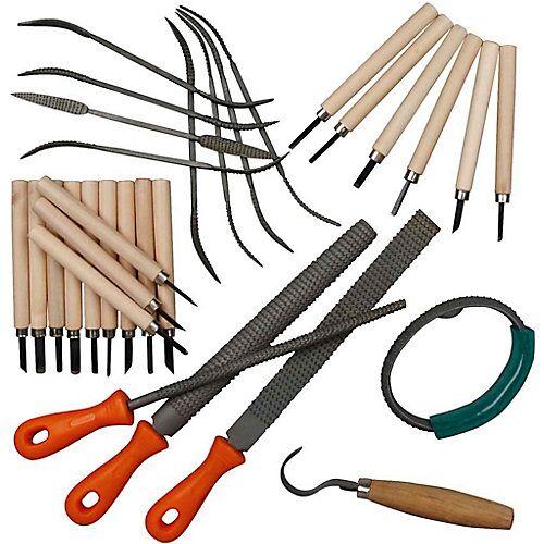 Speckstein - Werkzeugset