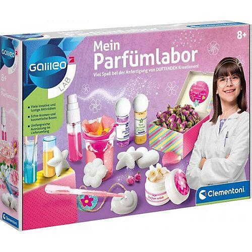 Clementoni Galileo - Mein Parfümlabor