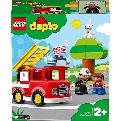 LEGO 10901 DUPLO: Feuerwehrauto