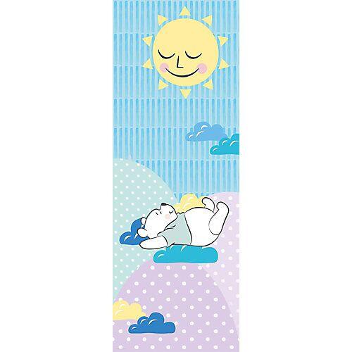 KOMAR Vlies Fototapete - Disney Winnie Pooh Take a Nap, 100x280 cm