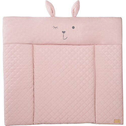 Roba Wickelauflage soft rosa