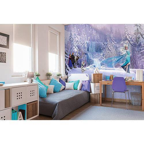"""KOMAR """"Fototapete """"""""Frozen Forest"""""""" , 254 x 368 cm"""""""