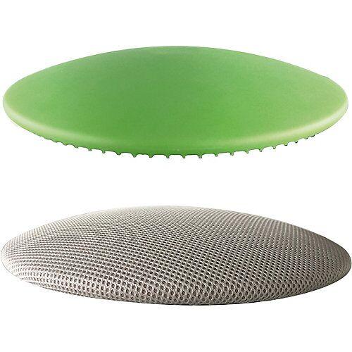 Schildkröt-Fitness Sitz- und Balancekissen grün