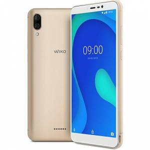 Wiko Y80, gold
