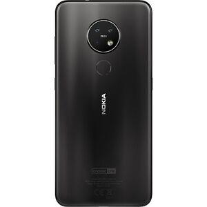 Nokia 7.2, Dual-SIM, 64 GB, 6.3 Zoll, charcoal dunkelgrau