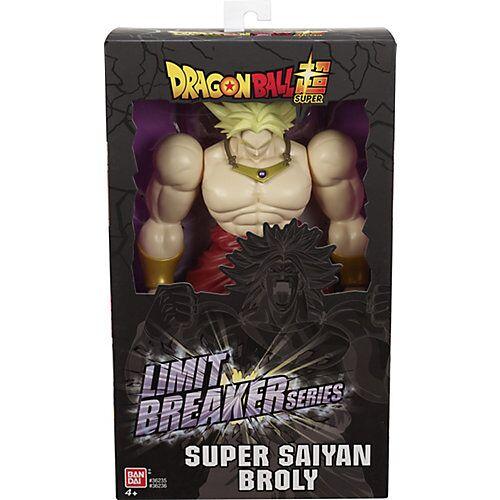 BANDAI Dragon Ball Super Große Figur Saiyan Broly grün/blau