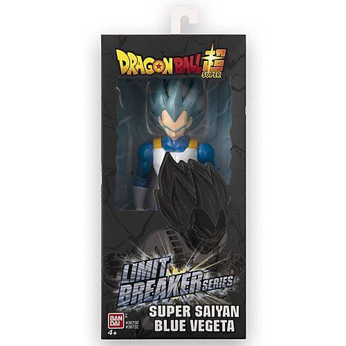 BANDAI Dragon Ball Super Große Figur - Blue Vegeta blau/weiß