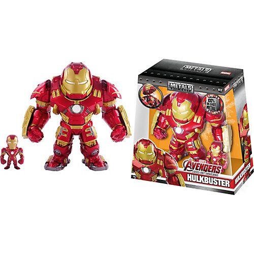 """Jada """"Marvel Figure 6"""""""" Hulkbuster+2"""""""" Ironman"""""""