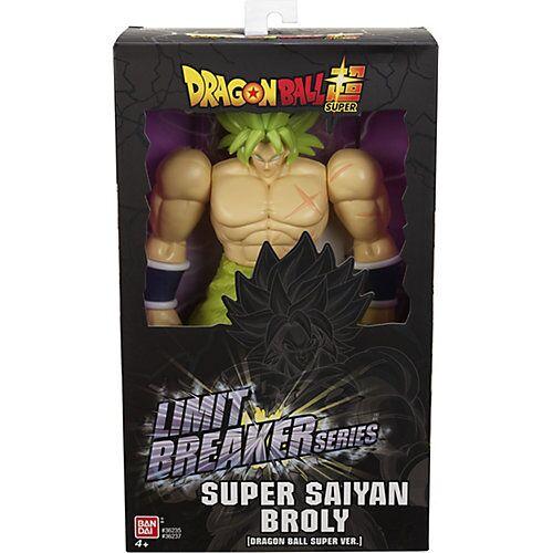 BANDAI Dragon Ball Super Große Figur Saiyan Broly (DBS) braun/gold